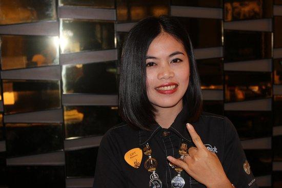 Hard Rock Hotel Pattaya : hotel staff
