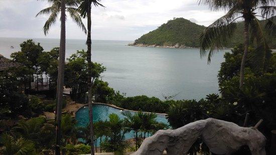 Panviman Resort - Koh Pha Ngan: View