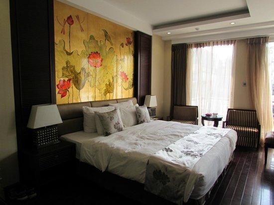 Golden Silk Boutique Hotel: Very comfortable