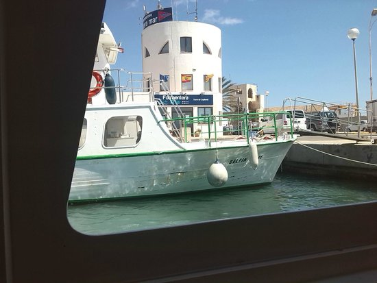 Plage de Ses Illetes : porto
