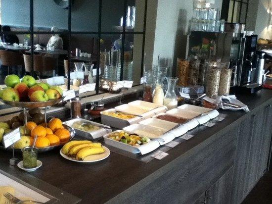 Hotel Volksschule : Excellent petit déjeuner.
