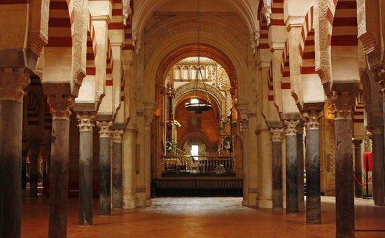 Mezquita-Catedral de Córdoba: Don't use flash! Better on night setting!