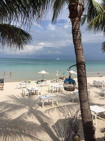 Tango Beach Resort: Spiaggia del tango..