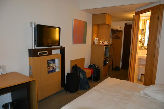 Novotel Muenchen Airport: Simple, Efficient and clean