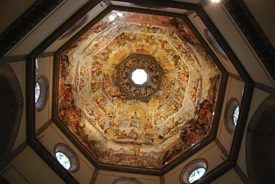 Le Duomo, Cathédrale Santa Maria del Fiore : the duomo was beautiful