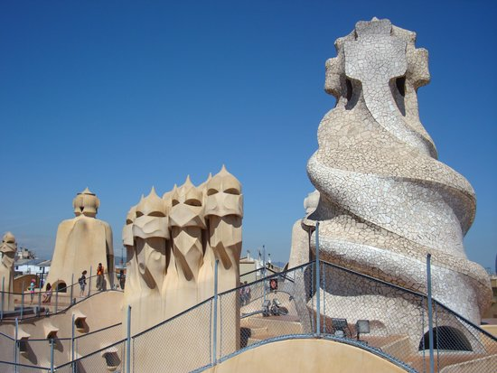 Barcelona Day Tours: La Padrera