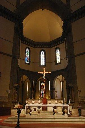 Le Duomo, Cathédrale Santa Maria del Fiore : you have to go inside
