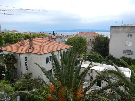 Boban Luxury Suites: View from balcony