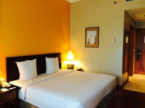 Novotel Yogyakarta: Superior room