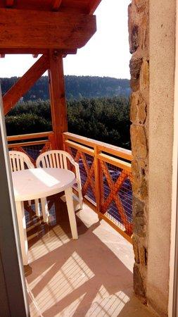 Appart'Vacances Pyrenees 2000: Balcon
