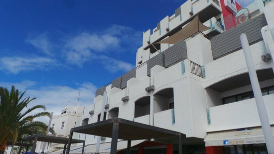 Rocamar Exclusive Hotel & Spa: hôtel face à la mer