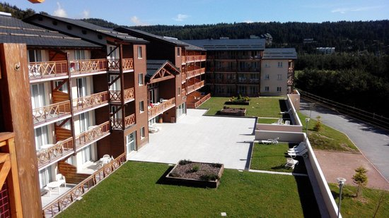 Appart'Vacances Pyrenees 2000 : Résidence