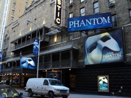 The Phantom of the Opera: Призрак на Бродвее