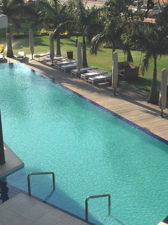 Radisson Blu Hotel, Maputo: Pool