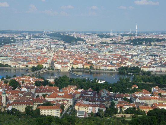 Clarion Congress Hotel Prague : La ciudad Praga