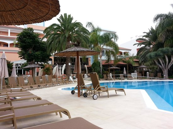 Hotel Riu Garoe : Pool