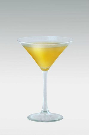 La Plaine St. Andre: Our Exoctic Mango Daiquiri