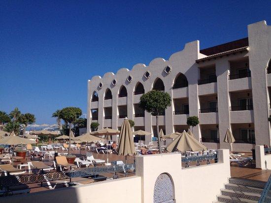 Hotel Mac Puerto Marina Benalmadena : Lovely