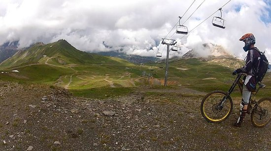 Residence le Palafour : Mountain Biking