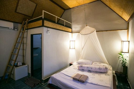 Time For Lime Bungalows: Air Con, with kids sleeping loft