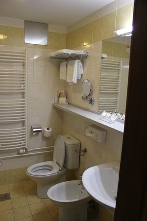 Park Hotel Bled: Bathroom