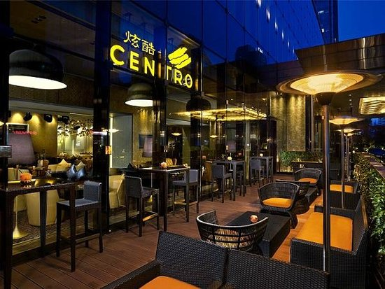 Kerry Hotel Beijing: Centro
