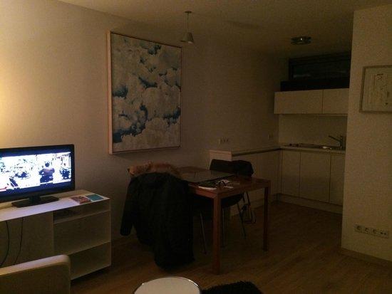 Augarten Art Hotel: Habitación