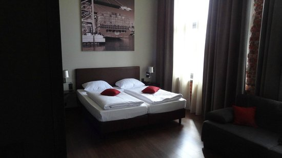 Hotel Volksschule: Sehr guter Schlafcomfort