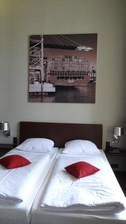 Hotel Volksschule: alles macht einen wertigen Eindruck
