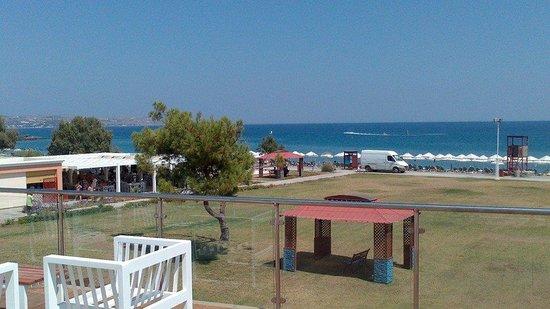 Lindos Imperial Resort & Spa: Beach