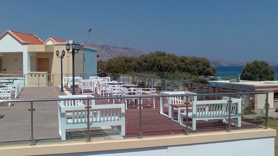 Lindos Imperial Resort & Spa: Chill Out Zone