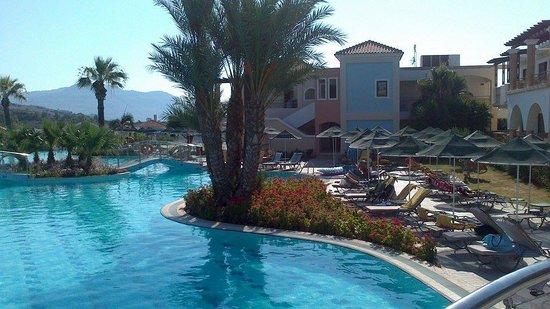 Lindos Imperial Resort & Spa: Main Pool 2