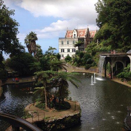 Hotel Riu Palace Madeira: Beautiful gardens of Madeira