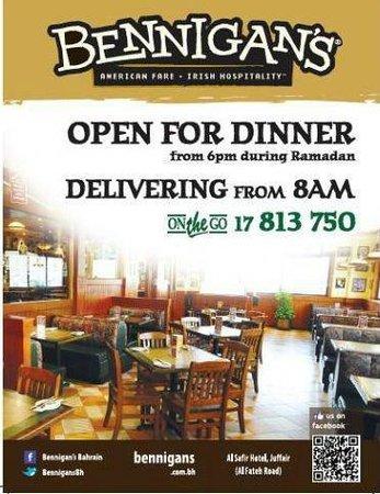 Bennigan S Number Of Restaurants