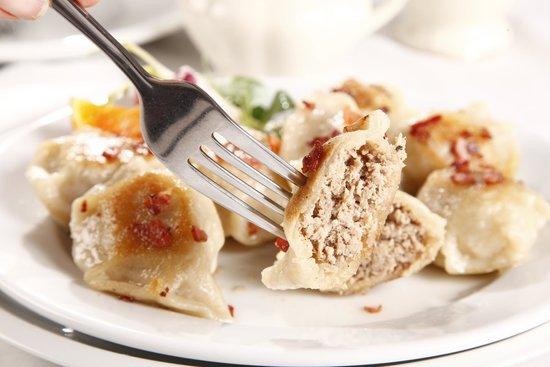 Gluten-free Oberza Pod Dzwonkiem (Polish tapas)