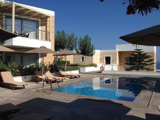 Sensimar Royal Blue Resort & Spa: Rooms with shared pool