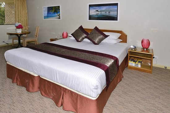 Metro Inn Ryde: Queen Room