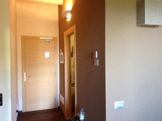 Le Blanc Hotel & Spa : Entrata stanza
