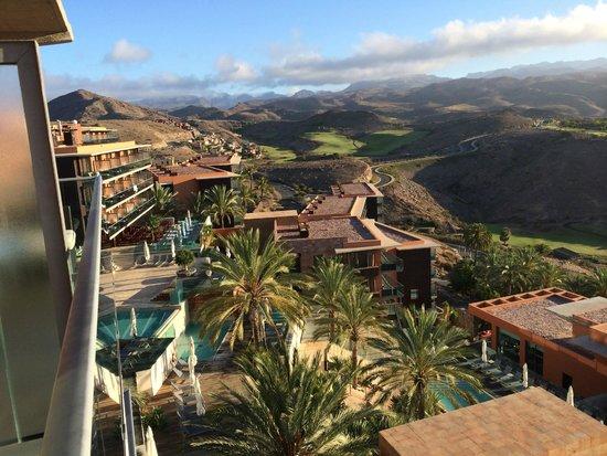 Sheraton Gran Canaria Salobre Golf Resort : Vistas desde la terraza