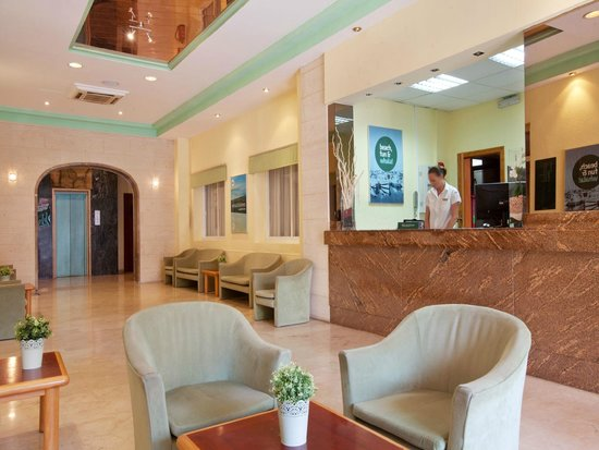 Hotel whala!balmes: Lobby