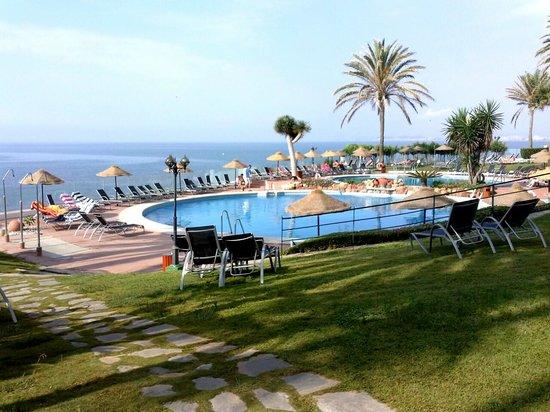 Estival Torrequebrada Hotel : pisci
