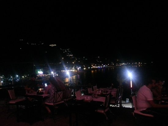 Es Restaurant: The view