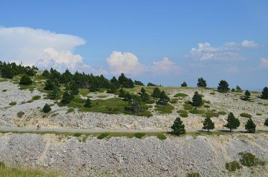 Mont Ventoux : Ventoux