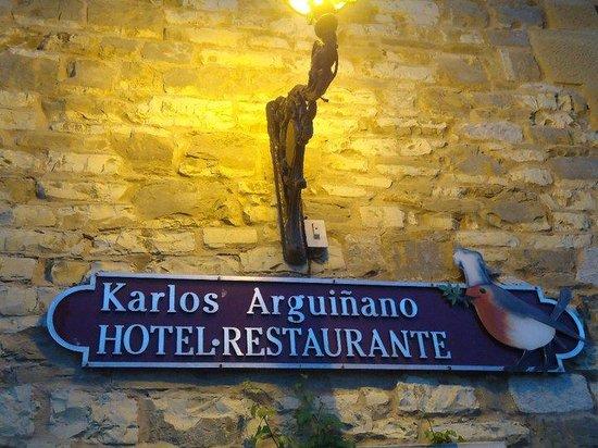 Karlos Arguinano: entrada