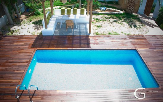 Cabau S'Argamassa Villas: Piscina