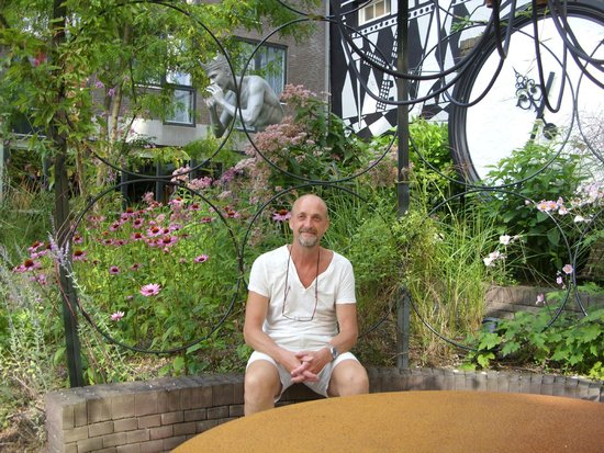 Andaz Amsterdam Prinsengracht: garden