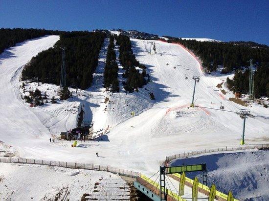 Sport Hotel Village : Ski Slopes