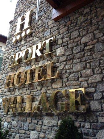 Sport Hotel Village : Hotel