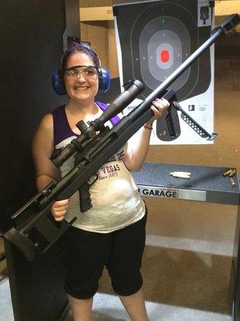 Gun Garage: Such an adrenaline rush!