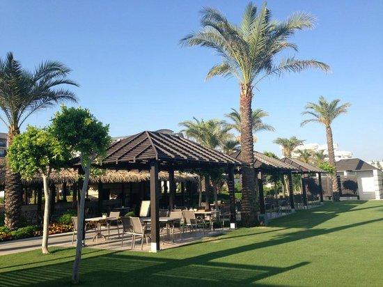 Kempinski Hotel The Dome: Palm Pavillion